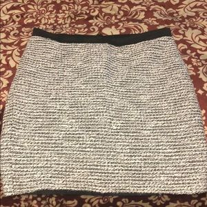 Loft Skirt with liner. Size 14 with zipper back.